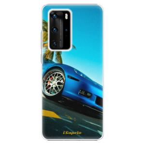 Plastové pouzdro iSaprio - Car 10 - na mobil Huawei P40 Pro