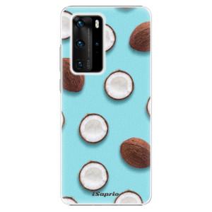 Plastové pouzdro iSaprio - Coconut 01 - na mobil Huawei P40 Pro