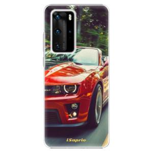 Plastové pouzdro iSaprio - Chevrolet 02 - na mobil Huawei P40 Pro