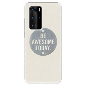Plastové pouzdro iSaprio - Awesome 02 - na mobil Huawei P40 Pro