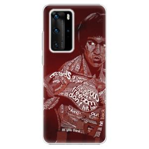 Plastové pouzdro iSaprio - Bruce Lee - na mobil Huawei P40 Pro