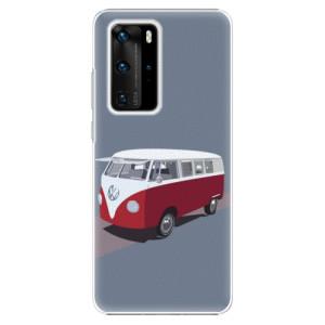 Plastové pouzdro iSaprio - VW Bus - na mobil Huawei P40 Pro
