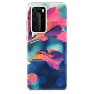 Plastové pouzdro iSaprio - Autumn 01 - na mobil Huawei P40 Pro