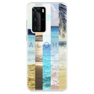 Plastové pouzdro iSaprio - Aloha 02 - na mobil Huawei P40 Pro