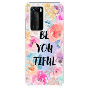 Plastové pouzdro iSaprio - BeYouTiful - na mobil Huawei P40 Pro