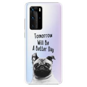 Plastové pouzdro iSaprio - Better Day 01 - na mobil Huawei P40 Pro