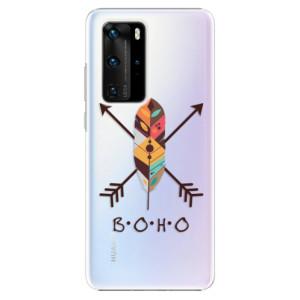 Plastové pouzdro iSaprio - BOHO - na mobil Huawei P40 Pro