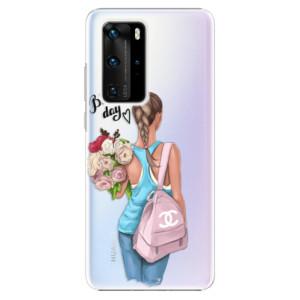 Plastové pouzdro iSaprio - Beautiful Day - na mobil Huawei P40 Pro