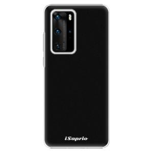 Plastové pouzdro iSaprio - 4Pure - černé - na mobil Huawei P40 Pro