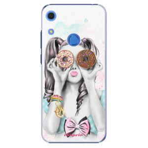 Plastové pouzdro iSaprio - Donuts 10 - na mobil Huawei Y6s