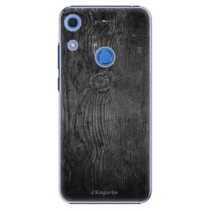 Plastové pouzdro iSaprio - Black Wood 13 - na mobil Huawei Y6s