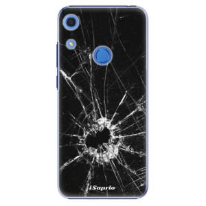 Plastové pouzdro iSaprio - Broken Glass 10 - na mobil Huawei Y6s