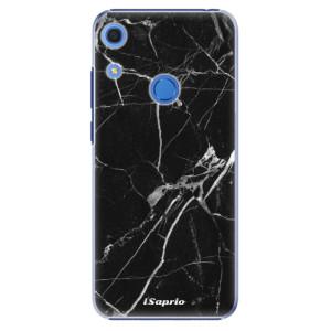 Plastové pouzdro iSaprio - Black Marble 18 - na mobil Huawei Y6s