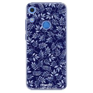 Plastové pouzdro iSaprio - Blue Leaves 05 - na mobil Huawei Y6s