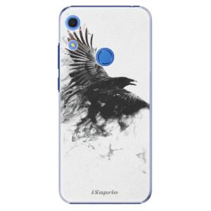 Plastové pouzdro iSaprio - Dark Bird 01 - na mobil Huawei Y6s