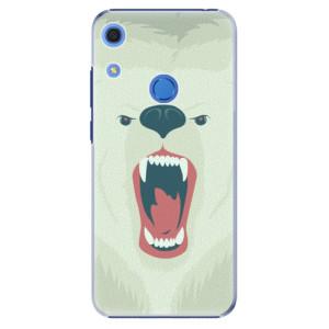 Plastové pouzdro iSaprio - Angry Bear - na mobil Huawei Y6s