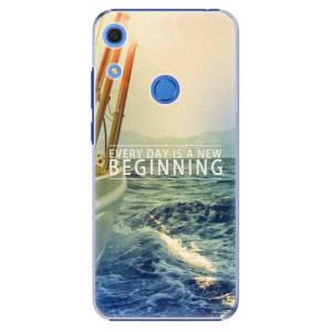 Plastové pouzdro iSaprio - Beginning - na mobil Huawei Y6s