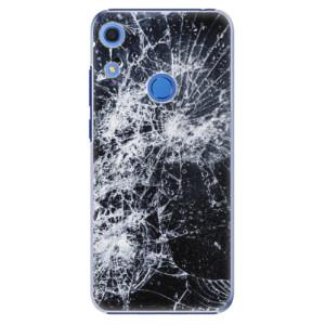 Plastové pouzdro iSaprio - Cracked - na mobil Huawei Y6s