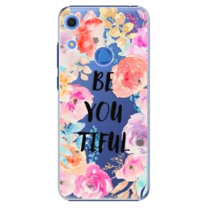 Plastové pouzdro iSaprio - BeYouTiful - na mobil Huawei Y6s
