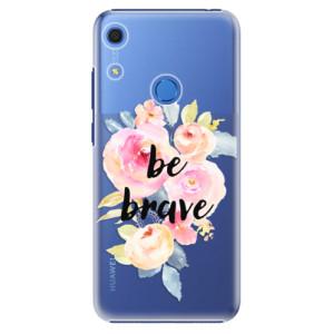 Plastové pouzdro iSaprio - Be Brave - na mobil Huawei Y6s