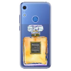 Plastové pouzdro iSaprio - Chanel Gold - na mobil Huawei Y6s