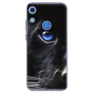 Plastové pouzdro iSaprio - Black Puma - na mobil Huawei Y6s
