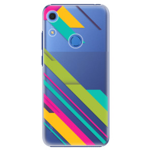Plastové pouzdro iSaprio - Color Stripes 03 - na mobil Huawei Y6s