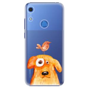 Plastové pouzdro iSaprio - Dog And Bird - na mobil Huawei Y6s