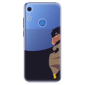 Plastové pouzdro iSaprio - BaT Comics - na mobil Huawei Y6s