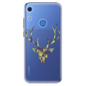 Plastové pouzdro iSaprio - Deer Green - na mobil Huawei Y6s