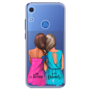 Plastové pouzdro iSaprio - Best Friends - na mobil Huawei Y6s