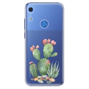 Plastové pouzdro iSaprio - Cacti 01 - na mobil Huawei Y6s