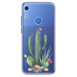 Plastové pouzdro iSaprio - Cacti 02 - na mobil Huawei Y6s