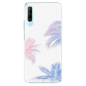 Plastové pouzdro iSaprio - Digital Palms 10 - na mobil Huawei P Smart Pro
