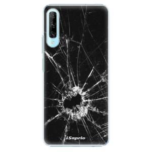 Plastové pouzdro iSaprio - Broken Glass 10 - na mobil Huawei P Smart Pro