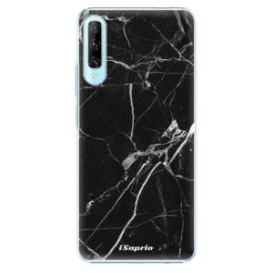 Plastové pouzdro iSaprio - Black Marble 18 - na mobil Huawei P Smart Pro