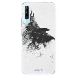 Plastové pouzdro iSaprio - Dark Bird 01 - na mobil Huawei P Smart Pro
