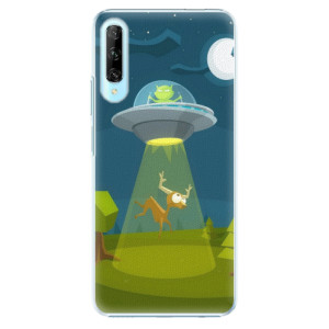 Plastové pouzdro iSaprio - Alien 01 - na mobil Huawei P Smart Pro