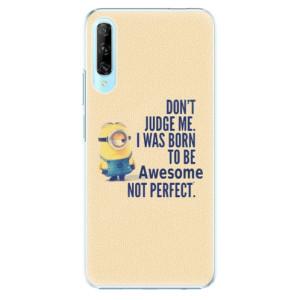Plastové pouzdro iSaprio - Be Awesome - na mobil Huawei P Smart Pro