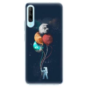 Plastové pouzdro iSaprio - Balloons 02 - na mobil Huawei P Smart Pro