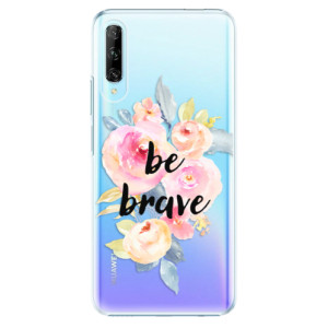 Plastové pouzdro iSaprio - Be Brave - na mobil Huawei P Smart Pro