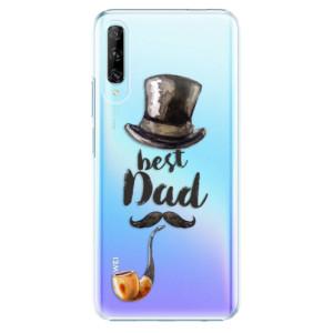 Plastové pouzdro iSaprio - Best Dad - na mobil Huawei P Smart Pro