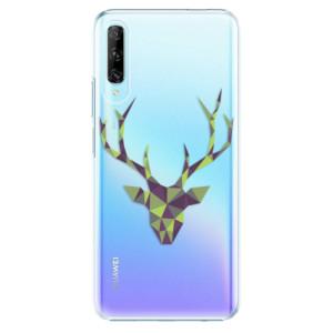 Plastové pouzdro iSaprio - Deer Green - na mobil Huawei P Smart Pro