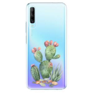 Plastové pouzdro iSaprio - Cacti 01 - na mobil Huawei P Smart Pro