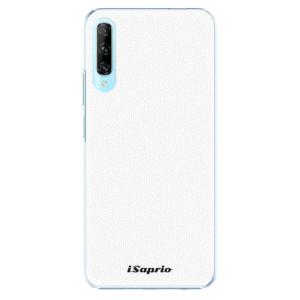 Plastové pouzdro iSaprio - 4Pure - bílé - na mobil Huawei P Smart Pro