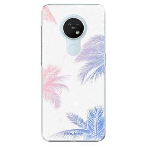 Plastové pouzdro iSaprio - Digital Palms 10 - na mobil Nokia 7.2