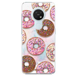 Plastové pouzdro iSaprio - Donuts 11 - na mobil Nokia 7.2