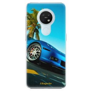 Plastové pouzdro iSaprio - Car 10 - na mobil Nokia 7.2