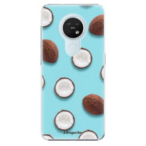Plastové pouzdro iSaprio - Coconut 01 - na mobil Nokia 7.2