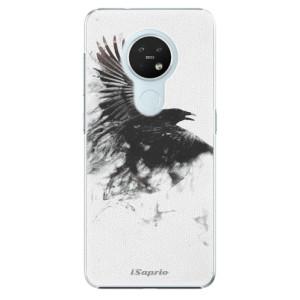 Plastové pouzdro iSaprio - Dark Bird 01 - na mobil Nokia 7.2